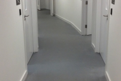 Office Fitout Finished Corridor